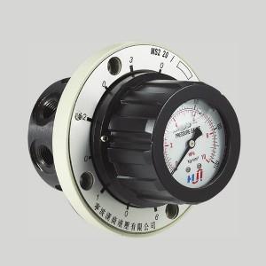 AM6E SERJE gauge PRESSJONI SWITCH MA 6 PUNTI